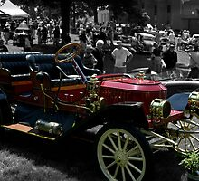 1910 Stanley Model 62 Touring Car by TeeMack