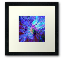 Mystery Abstract Framed Print