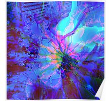 Mystery Abstract Poster