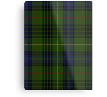 00015 Stewart Clan/Family Hunting Tartan  Metal Print