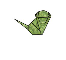 Origamimonkey by pixelvision