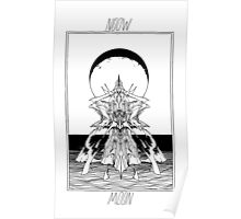 Tarot Collection: Moon Poster