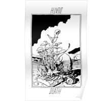 Tarot Collection: Death Poster