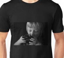 Photographers start the journey young Unisex T-Shirt