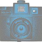 Holga CFN 120 Camera by redcow