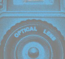 Holga CFN 120 Camera Sticker