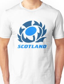 Scotland Thistle Unisex T-Shirt