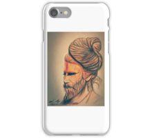 Sadhu iPhone Case/Skin