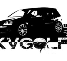 VW Golf MKV Golf 5 GTI Sticker
