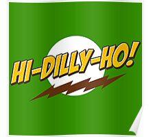 Hi-Dilly-Ho! Poster
