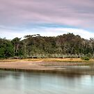 Moonee Creek Bridge by Jason Ruth