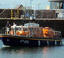 RNLI Boat by amylw1