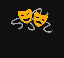 Theatre Drama Masks Unisex T-Shirt
