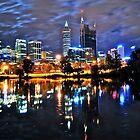 NIGHT CITY by Scott  d'Almeida