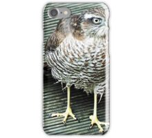 Caught bathing in our Pond in Sussex. iPhone Case/Skin