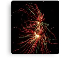 Remember Remember the 5th of November.... Canvas Print