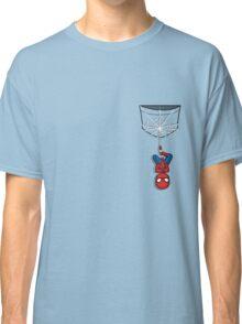 Pocket Spiderman Classic T-Shirt