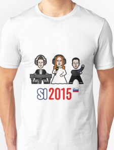 Slovenia 2015 T-Shirt