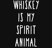 Whiskey is My Spirit Animal Unisex T-Shirt