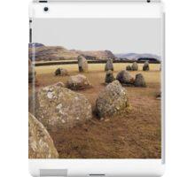 Castlerigg Stone Circle 1 iPad Case/Skin