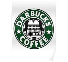 Darbucks Coffee Poster