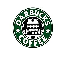 Darbucks Coffee Photographic Print