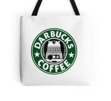 Darbucks Coffee Tote Bag