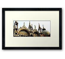 Sacred - Italian Cathedral Framed Print