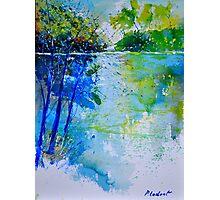 watercolor 012112 Photographic Print