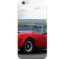 1965 Shelby Cobra 'Above it All' iPhone Case/Skin
