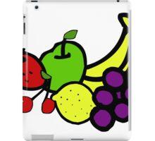 fruit salad iPad Case/Skin