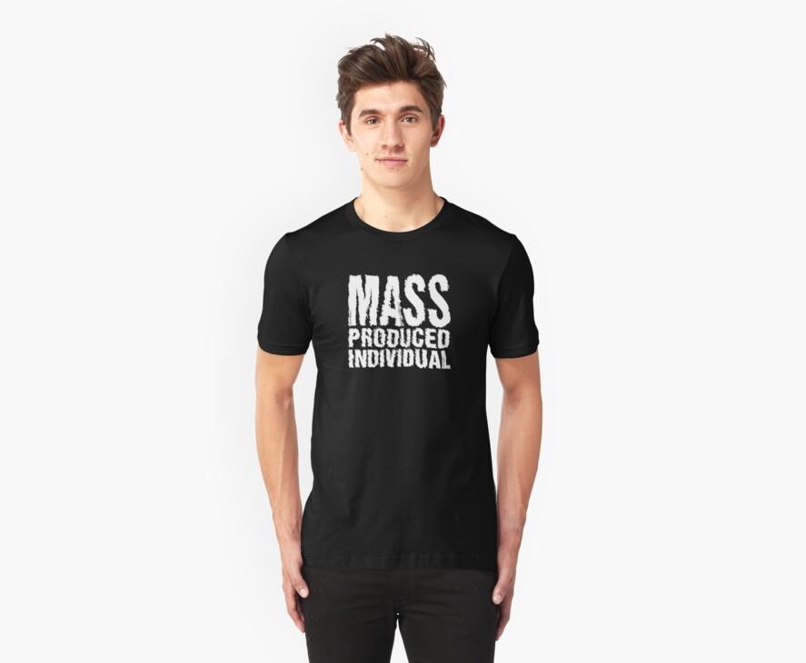 Mass Produced Individual by mmmaciej