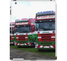 Trucks iPad Case/Skin