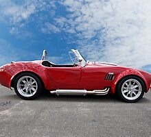 1966 Shelby Cobra 427 Roadster by DaveKoontz