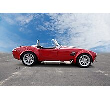 1966 Shelby Cobra 427 Roadster Photographic Print