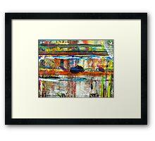Art History Framed Print
