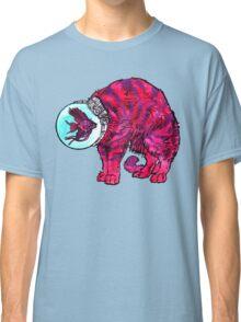 CATFISHTRONAUT (magenta) Classic T-Shirt