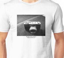 Minolta Living History Unisex T-Shirt