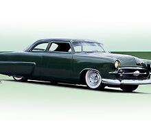 1954 Ford Customliner Coupe by DaveKoontz