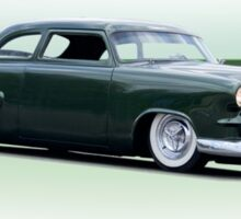 1954 Ford Customliner Coupe Sticker