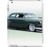 1954 Ford Customliner Coupe iPad Case/Skin