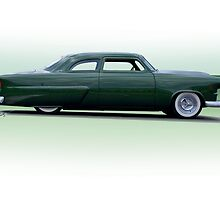 1954 Ford Customliner Coupe III by DaveKoontz