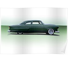 1954 Ford Customliner Coupe III Poster