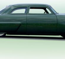 1954 Ford Customliner Coupe III Sticker