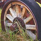 Old Wheel by the57man