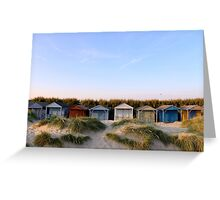 West Wittering Greeting Card