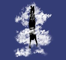 Free style down from the sky... Unisex T-Shirt
