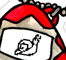 molluscagotchi Sticker