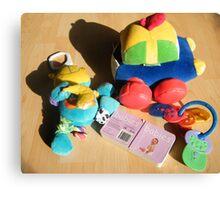 Toys! Canvas Print