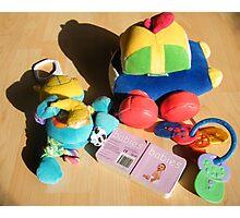 Toys! Photographic Print